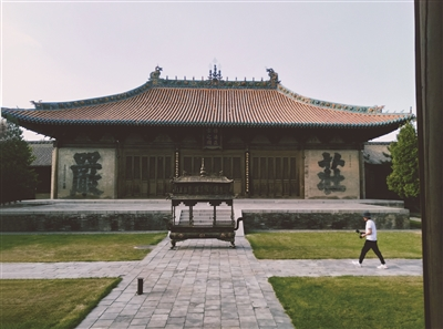 浑源县入列专题性文物保护利用示范区
