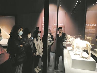 大同市博物馆《西京印迹》巡展走进安徽