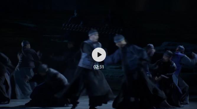 原创舞蹈诗剧《天下大同》3月29日在太原首演